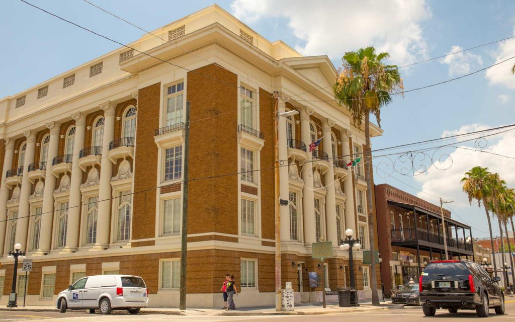 historical sites in tampa