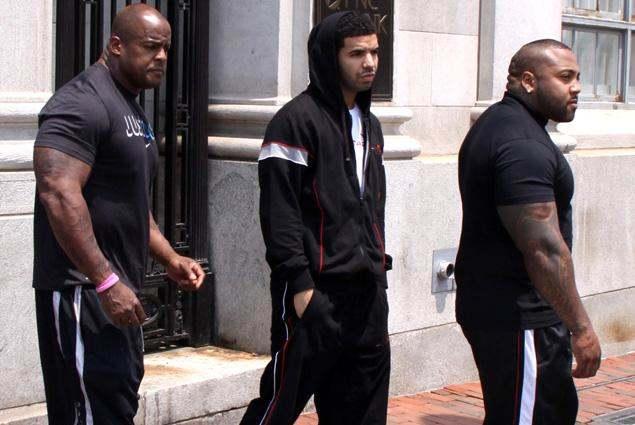 bodyguards in London